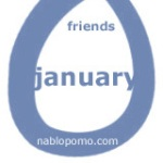 NaBloPoMo- January